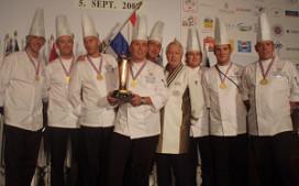 Gouden kookteam vrijdag weer terug