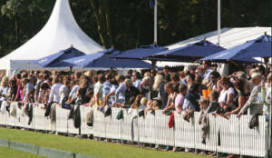 Puur Produkties catert Amsterdam Polo Trophy