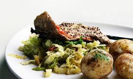 Finse restaurants serveren oud eten