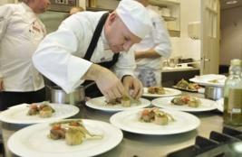 Culinaire zwaargewichten in jury finale Bocuse D'Or