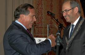 Onderscheiding voor Roberto Payer