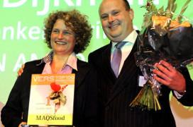 Awards voor VanDrie Group en MASQfood