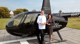 Inter Scaldes start eigen helikopter servicedienst