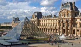 McDonald's opent vestiging in het Louvre