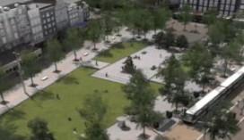 Café Unique vertraagt renovatie Rembrandtplein