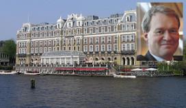 Amstel Hotel kondigt persverklaring aan