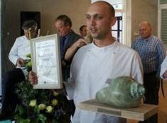 Herberg in de Valk levert beste Waddenkok 2009