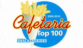 Weer minder formulebedrijven in Cafetaria Top 100
