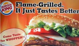 Economie ligt Burger King zwaar op de maag