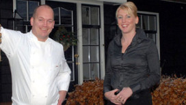 Restaurant Jarno Eggen en Cindy Borger geopend