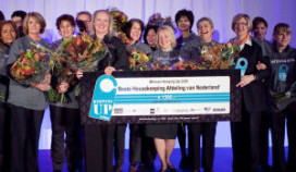Keeping Up Award voor hotel De Keizerskroon