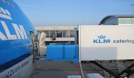 KLM wil geld verdienen met extra catering aan boord