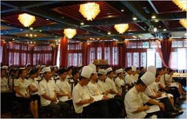 Grootste restaurant ter wereld in China