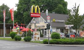McDonald's Duitsland kiest voor groen in logo