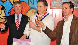 Pieter de Ronde geïnaugureerd als Meesterkok