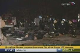 102 doden in Russische nachtclub