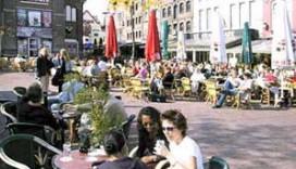 Leegstand op Arnhems uitgaansplein