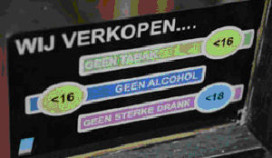 Amsterdam: alcoholverbod voor minderjarigen