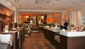 Koffie Glazen Huis van Doppio Espresso