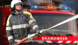 Grote brand in bowlingcentrum Middelburg