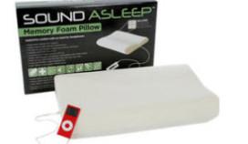 Carlton Ambassador introduceert slapen op iPod kussen