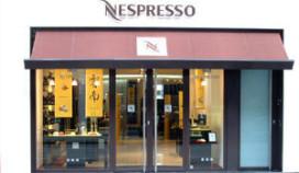 Tweede eigen winkel voor Nespresso