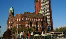 Hotel New York etmaal lang last van loeiend alarm