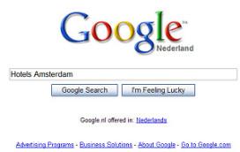 Hotels Amsterdam hoog in 'goedkoop lijst' Google