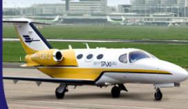 Librije serveerder Sky-Taxi failliet