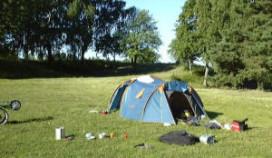 Steeds meer kamperen in eigen land