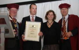 Lieve wint tweede Bier en Gastronomie Award