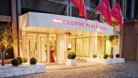 Crowne Plaza Maastricht beste hotel Bilderberg