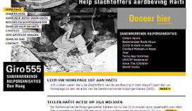 Horeca in touw voor Haïti