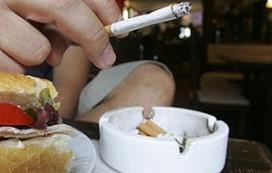 Snackbedrijven willen rookverbod van tafel