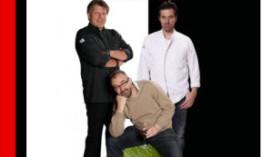 Ronald Giphart schrijft over en met Sergio en Jonnie