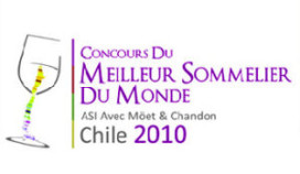 WK-sommeliers in Chili