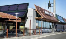 McDonald's gaat fors investeren