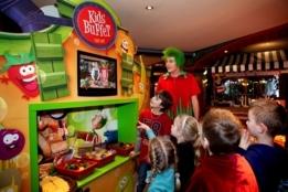 Center Parcs geeft eetles aan kinderen