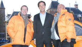 Noordwijks hotelduo wil politiek in