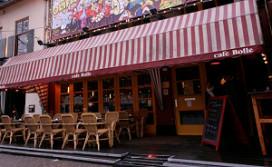 Cafés podium voor Tilburgse politiek