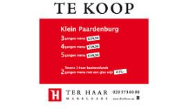 Opschudding over actie Klein Paardenburg