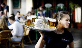 Amsterdamse raad wil staand drinken op terras