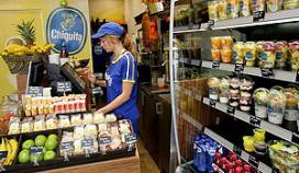 Chiquita opent nieuwe Fruit Bars