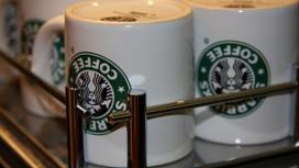 Eerste Starbucks in Antwerpen