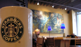 Starbucks serveert Fairtrade espresso in Europa