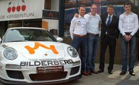 Bilderberg blijft sponsor Porsche-team