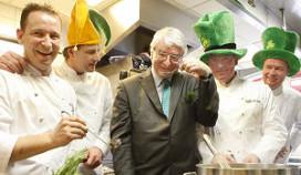 Chefs Irish Beef Club viert St. Patricks Day