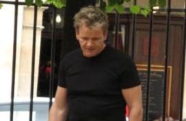 Gordon Ramsay kookt bij huwelijk BN'ers