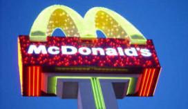 Gasten McDonald's krijgen boete voor rommel