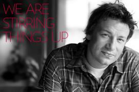 Jamie Oliver: geen vertrouwen in beleidsmakers